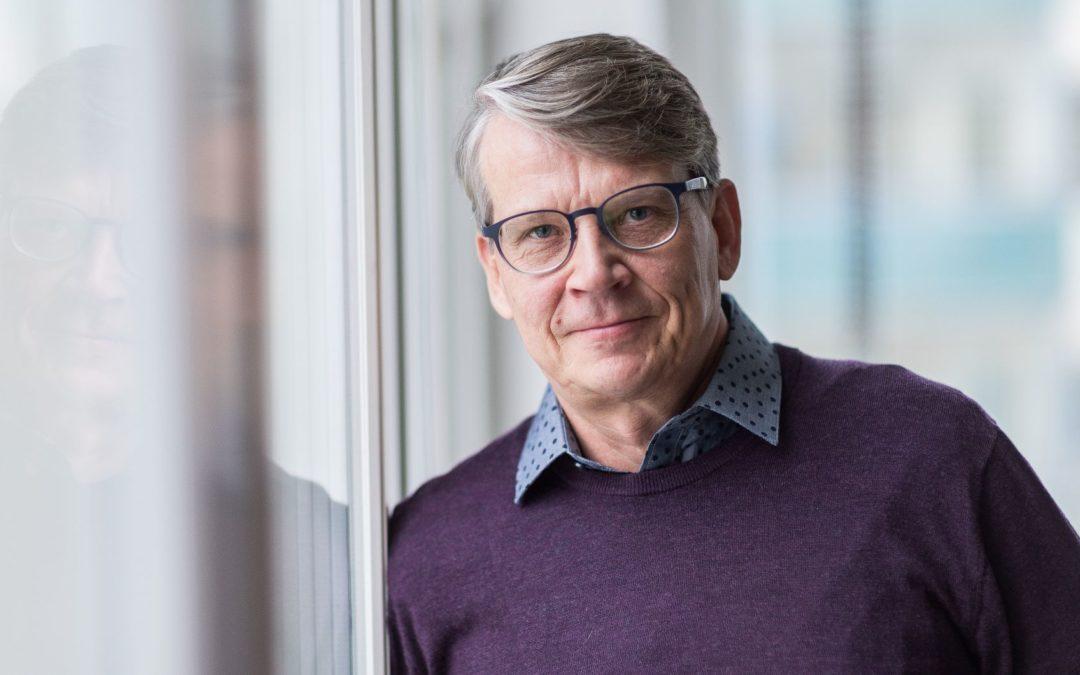 Jyväskylän Hoivapalveluyhdistyksen puheenjohtaja Ahti Ruoppila: Turvallinen ikääntyminen ja hyvä hoiva ovat perusoikeuksiamme.